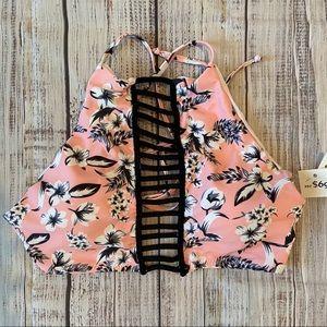 NWT C Apparel Bikini Top